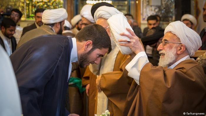 Iran Ajatollah Ahmad Dschannati | Janati