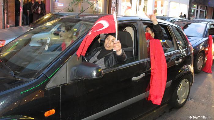 Deutschtürken Referendum Frauen