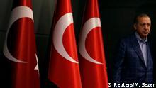 Türkei Referendum Präsident Erdogan