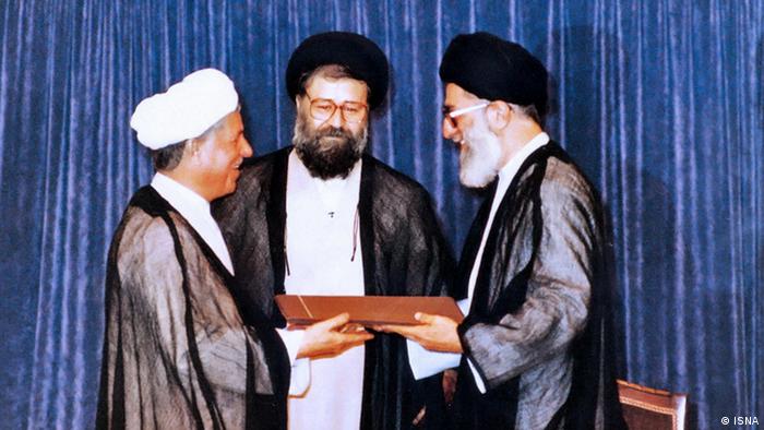 Iran | Wahlen - Hashemi Rafsanjani (ISNA)