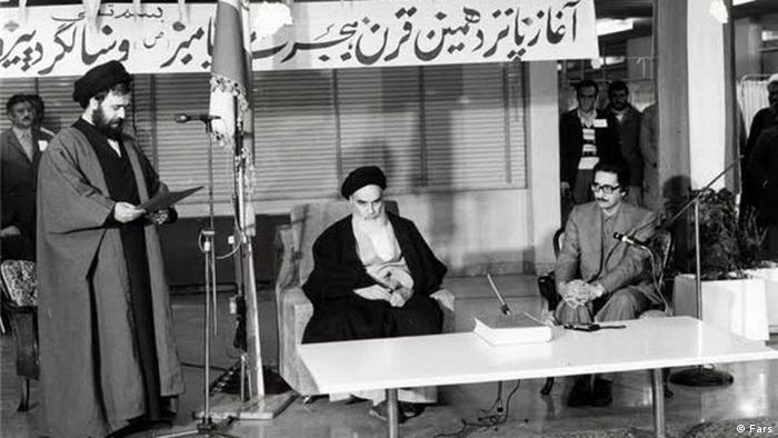 Iran Wahl Abolhassan Banisadr (Fars)