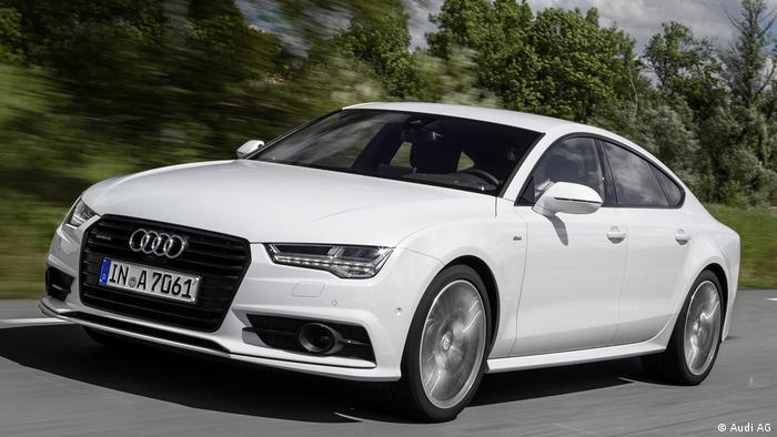 Audi A7 Sportback 2017 (Audi AG)