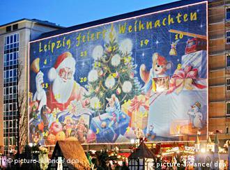 Різдвяний календар світу в лейпцигу