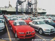 خودروهای ساخت آلمان برای نوثروتمندان چین