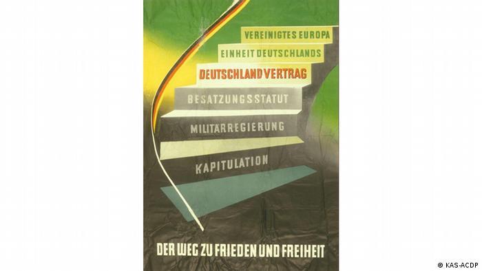 Konrad Adenauer poster (KAS-ACDP)