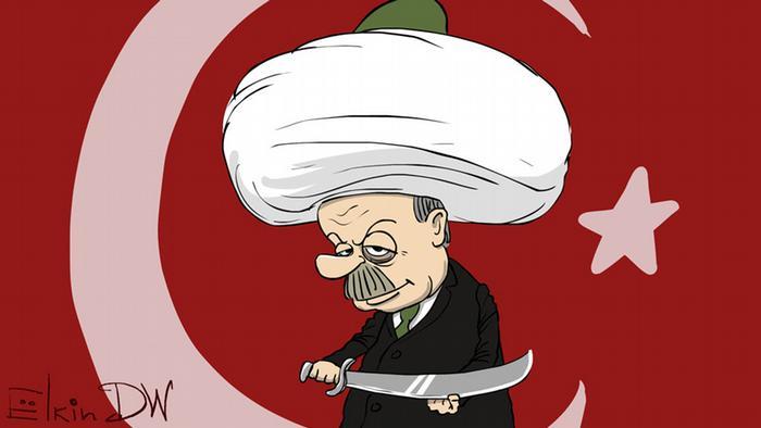 Ердоган після референдуму в Туреччині - із президента в султани?