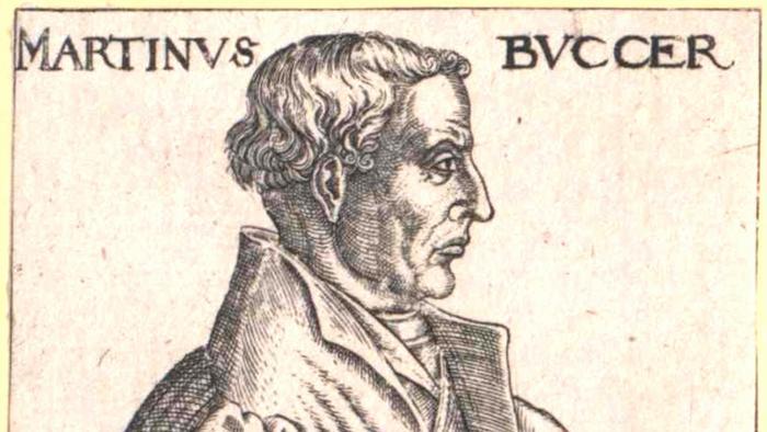 Martin Bucer, por Balthasar Jenichen