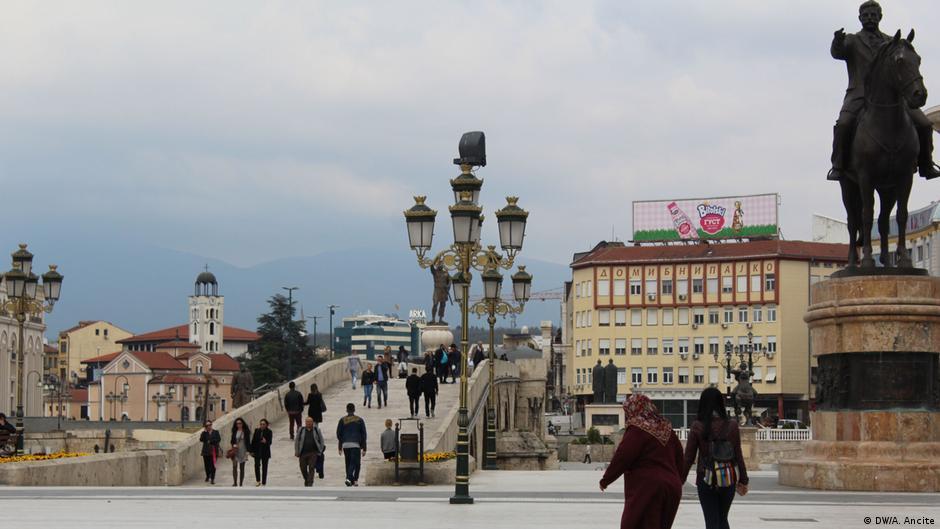 Тешка магла над процесите во Македонија