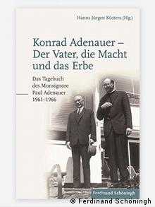 Konrad Adenauer book cover