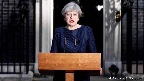 Εκλογές στη Βρετανία: Στο απόγειο της δημοτικότητάς της η Μέι