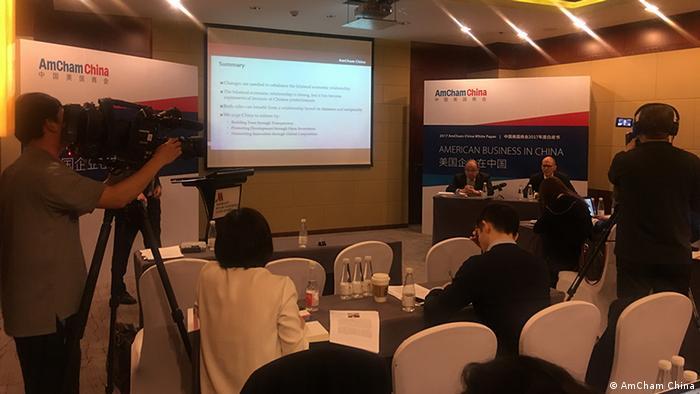 AmCham China Veröffentlichung 2017 White Paper PK (AmCham China)