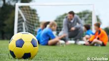Symbolbild Jugendsport Missbrauch