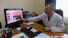 Ukraine Arzt Orest Tril