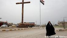 Irak Christen kehren nach Qaraqosh zurück
