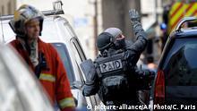 Frankreich Verhaftung von Terror-Verdächtigen in Marseille
