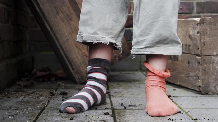 Deutschland Kinderarmut Symbolbild