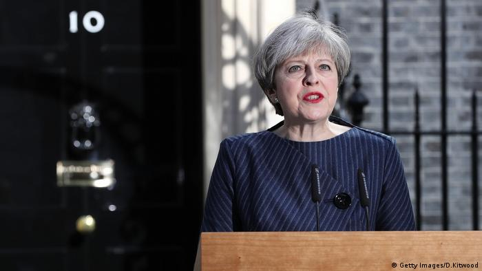 Theresa May (Getty Images/D.Kitwood)
