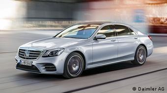 Μέχρι στιγμής δεν υπάρχουν αποδείξεις για εμπλοκή της Daimler στο σκάνδαλο παραποίησης ρύπων (Daimler AG)