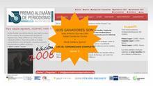 ***Achtung: Nur zur Berichterstattung über diese Veranstaltung verwenden!*** http://www.premioalemandeperiodismo.org/