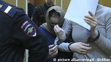Russland Larisa Markus vor Gericht