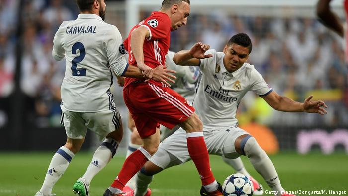 Champions League Real Madrid CF v FC Bayern München (Getty Images/Bongarts/M. Hangst)