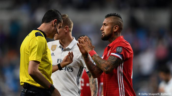Champions League Real Madrid vs FC Bayern München (Getty Images/S. Botterill)