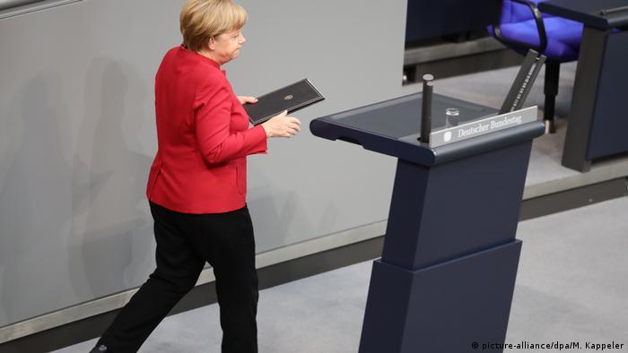 Немецкий анекдот про политику