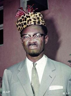 Patrice Lumumba le premier Premier ministre du Congo