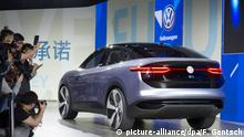 China Shanghai - Volkswagen Crossover Utillity Vehicle