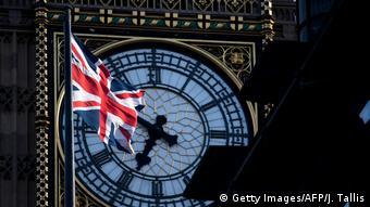 England Flagge (Getty Images/AFP/J. Tallis)