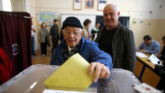 Türkei Referendum spaltet die Gesellschaft