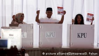 Indenosien Wahlen Anies Baswedan