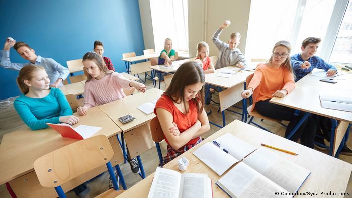 Українські учні під час анкетування вказали на проблеми із наведенням порядку у класі