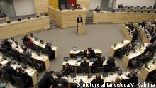 Litauen Parlament | Plenarsaal