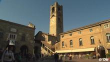 DW Euromaxx Bergamo Schlagworte: Bergamo, Italien, Extratour Wer hat das Bild gemacht/Fotograf/Quelle?: DW Bildbeschreibung: Innenstadt Bilder aus der DW-Sendung Euromaxx