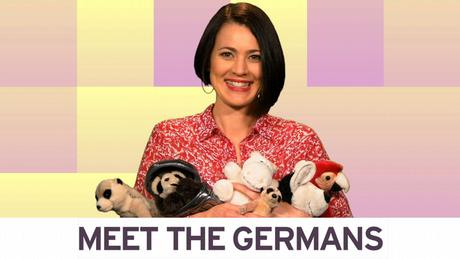 Meet The Germans with Kate - animals names (DW)