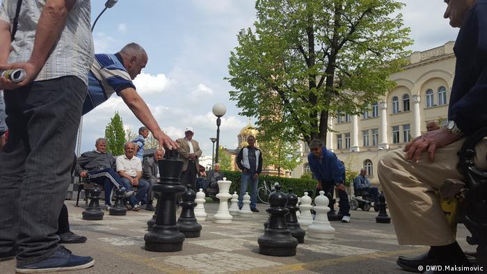 Seniorenleben in Bosnien und Herzegowina (DW/D.Maksimovic)