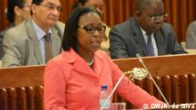 Mosambik Beatriz Buchili