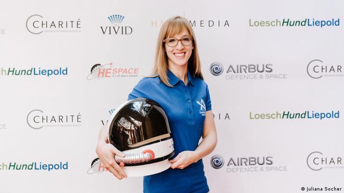 Initiative Die Astronautin | Insa Thiele-Eich
