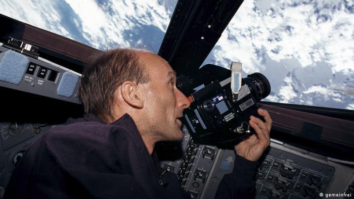 Gerhard Thiele, deutscher Astronaut
