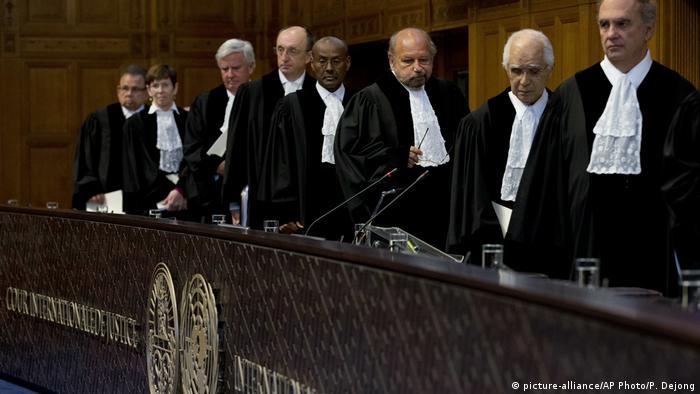 Міжнародний суд у Гаазі частково задовольнив вимоги України до Росії