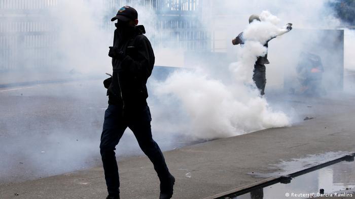 Venezuela Protest Opposition Marsch Demo (Reuters/C.Garcia Rawlins)