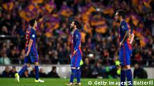 Champions League FC Barcelona vs Juventus