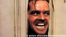 Filmstill Jack Nicholson in Shining