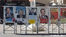 Frankreich Wahlstimmung bei den maghrebinischen Migranten in Marseille