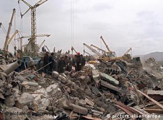 leben im container 20 jahre nach dem erdbeben in armenien europa dw com. Black Bedroom Furniture Sets. Home Design Ideas