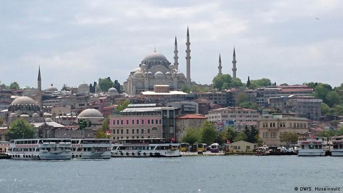Türkei Istanbul (DW/S. Huseinovic)
