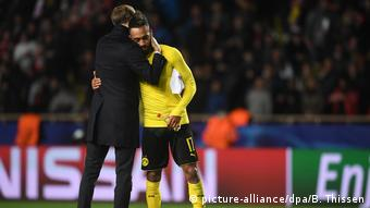 Champions League AS Monaco vs. Borussia Dortmund (picture-alliance/dpa/B. Thissen)