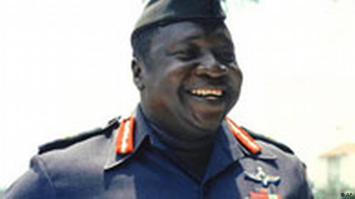 Idi Amin Uganda (AP)
