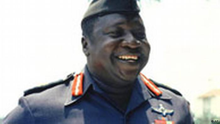 Idi Amin Uganda